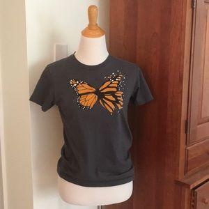 Butterfly T shirt